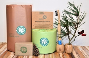 Bamboo Taster Gift Box from The Little Green Orca